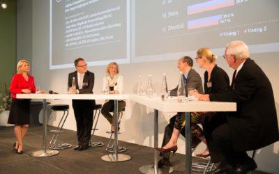 Livestreaming Geschäftsbericht Symposium 2020